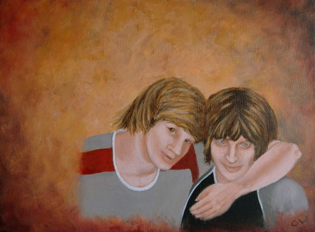 Paul en Ralf